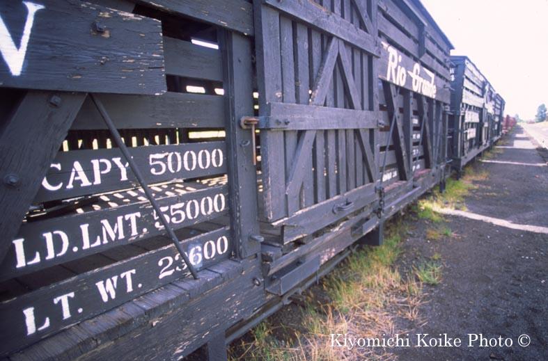 カンブレス & トルテック シーニック鉄道 - Cumbres & Toltec Scienic Railroad