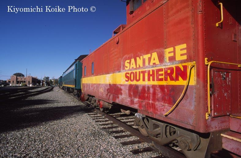 サンタフェ鉄道駅