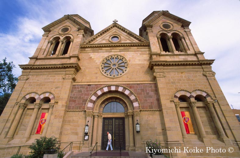 Cathedral Basilica of Saint Francis of Assisi